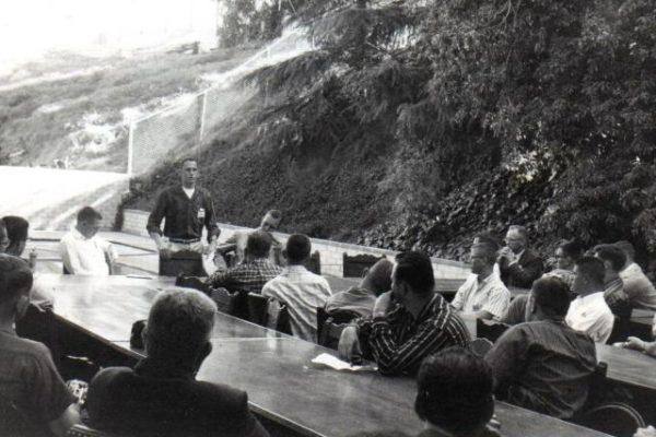 1957-theta-xi-meeting-in-back-yard